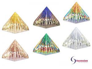 Piramides 60x60mm